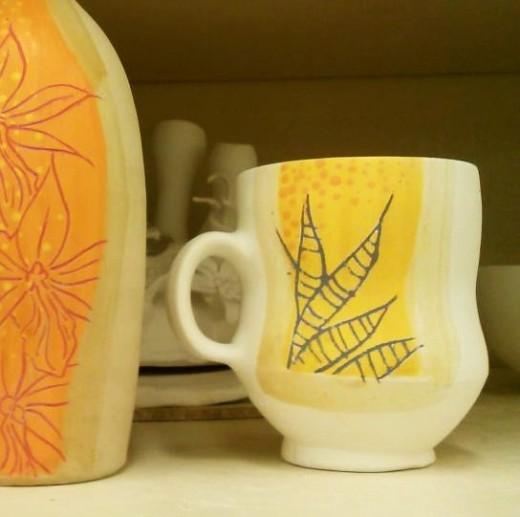 aloe mug