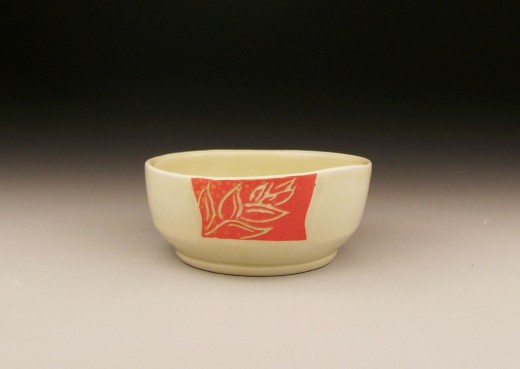 Heliconia Cereal Bowl